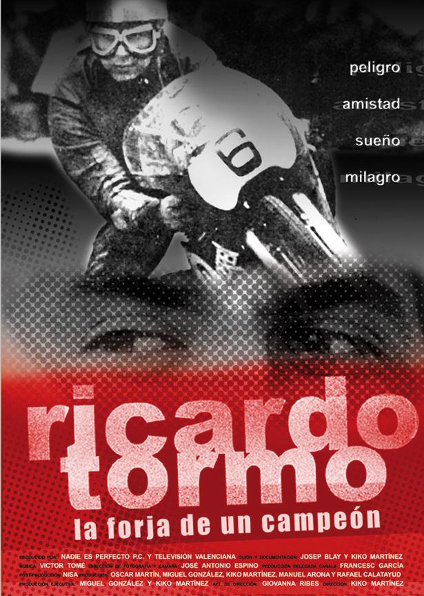 RICARDO TORMO – La forja de un campeón