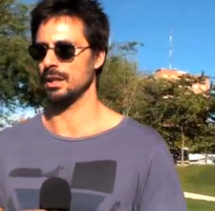 Entrevista a Hugo Silva