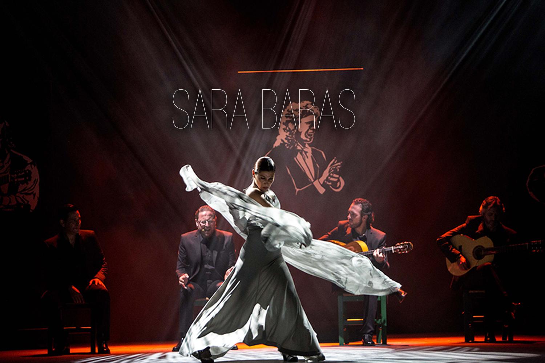 'Sara Baras: Todas las Voces' seleccionado en el Festival Internacional de Cine de Gáldar