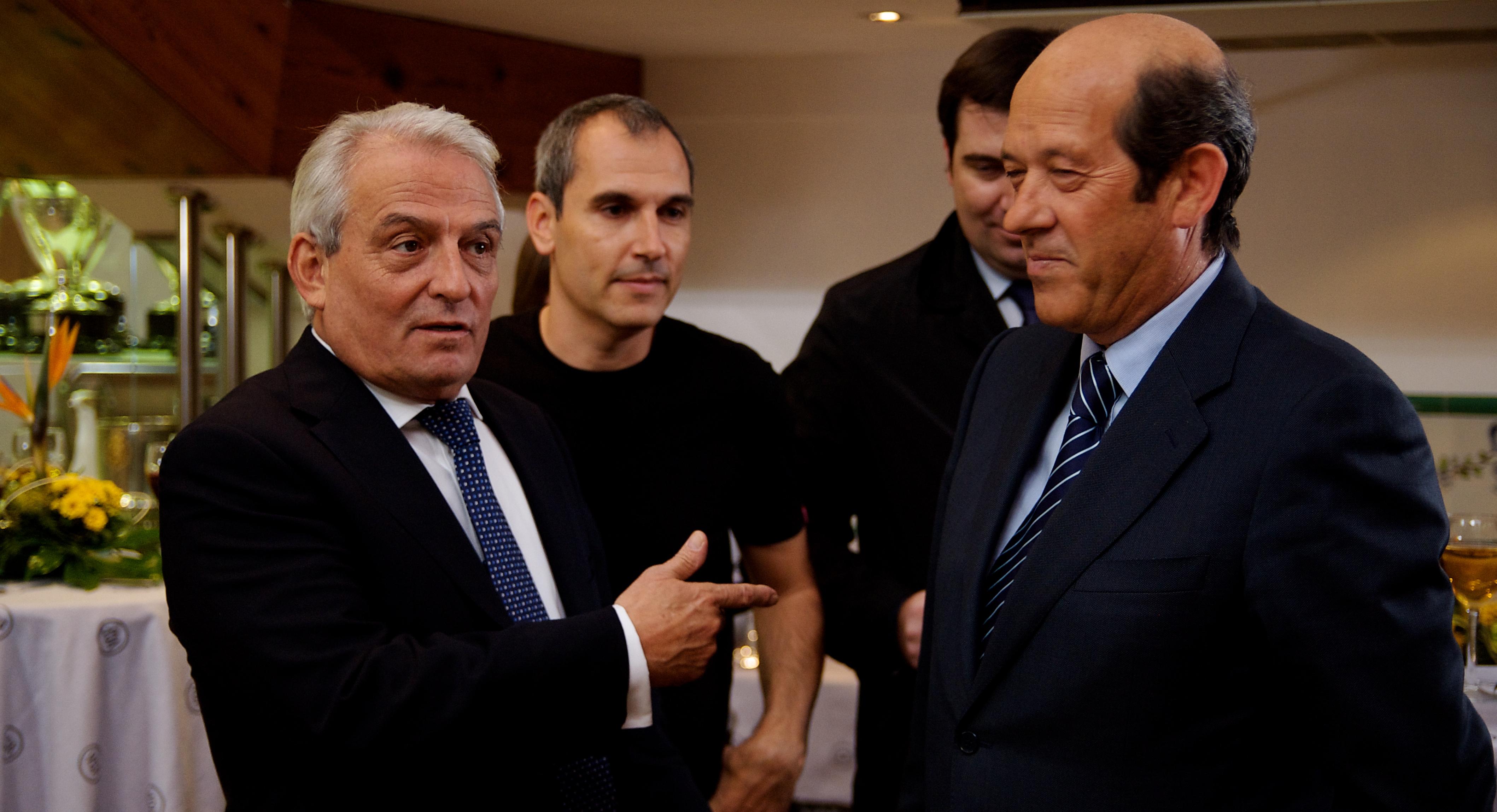 Sancho, Marqués y el presidente del Valencia
