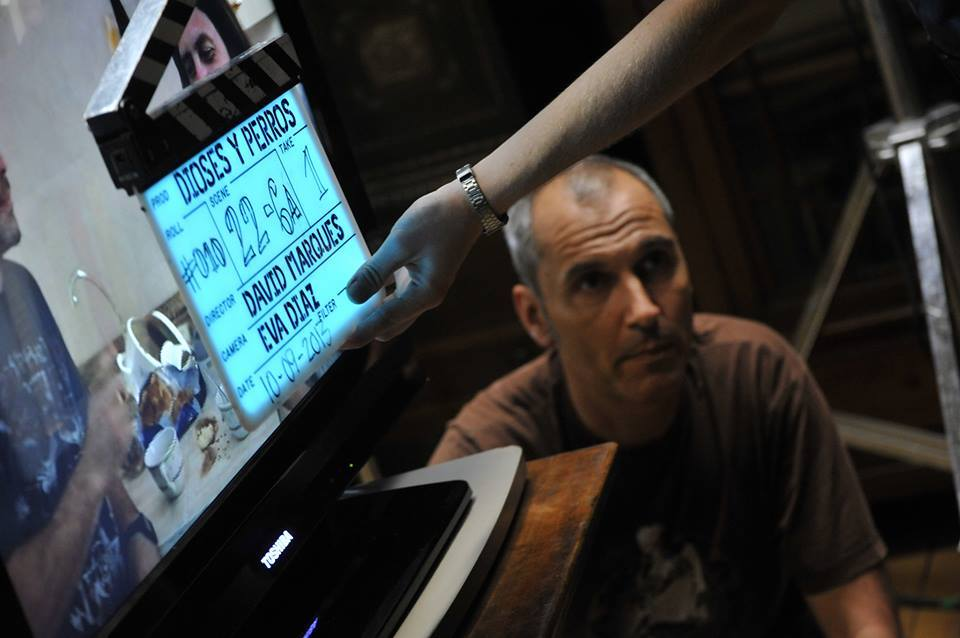 David Marqués dirige a Hugo Silva en el film 'Dioses y perros'