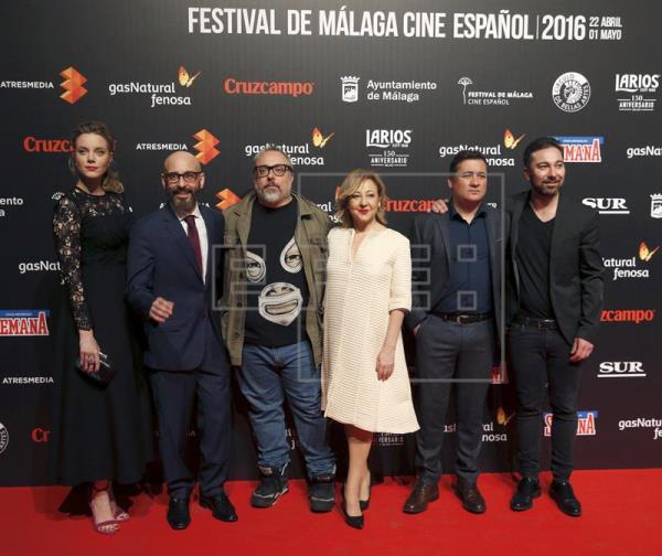 El Bar en Festival de Málaga