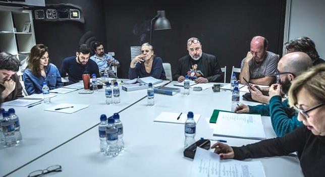 Atresmedia Cine inicia el rodaje de 'El bar'