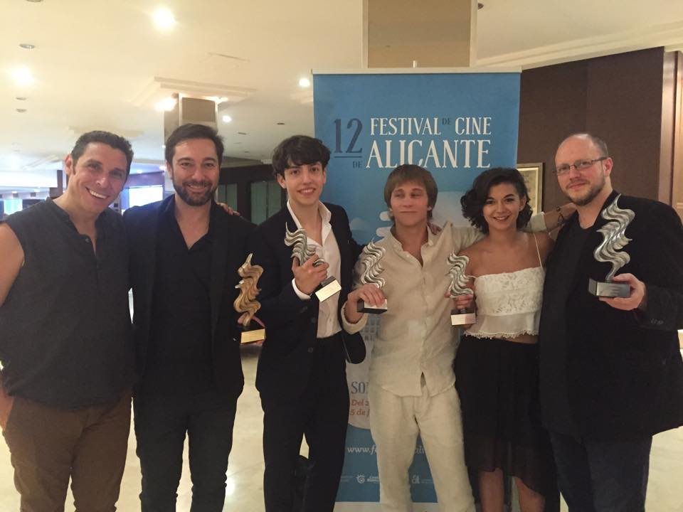 """""""Los héroes del mal"""" triunfa en el Festival de Alicante con 4 de los principales premios"""