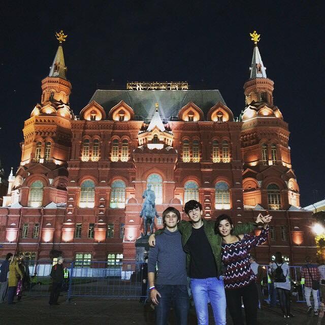 """""""Los héroes del Mal"""", en la sección oficial del festival de cine de Moscú."""
