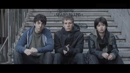 'Los héroes del mal' premiada en el III Festival de Cine y Arquitectura de Asturias