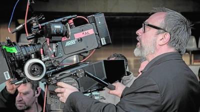 Valencia vuelve a ser plató de cine con la película de Álex de la Iglesia