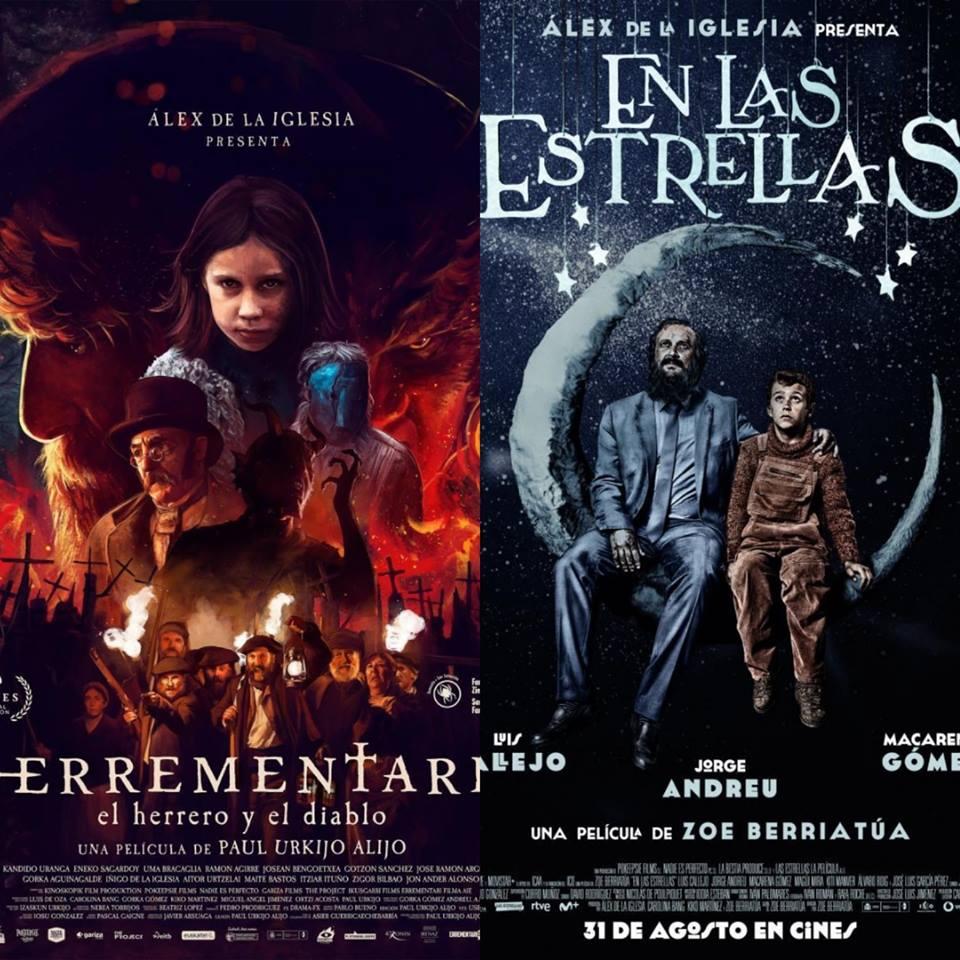 'En Las Estrellas' y 'Errementari' nominadas en los Goya 2019