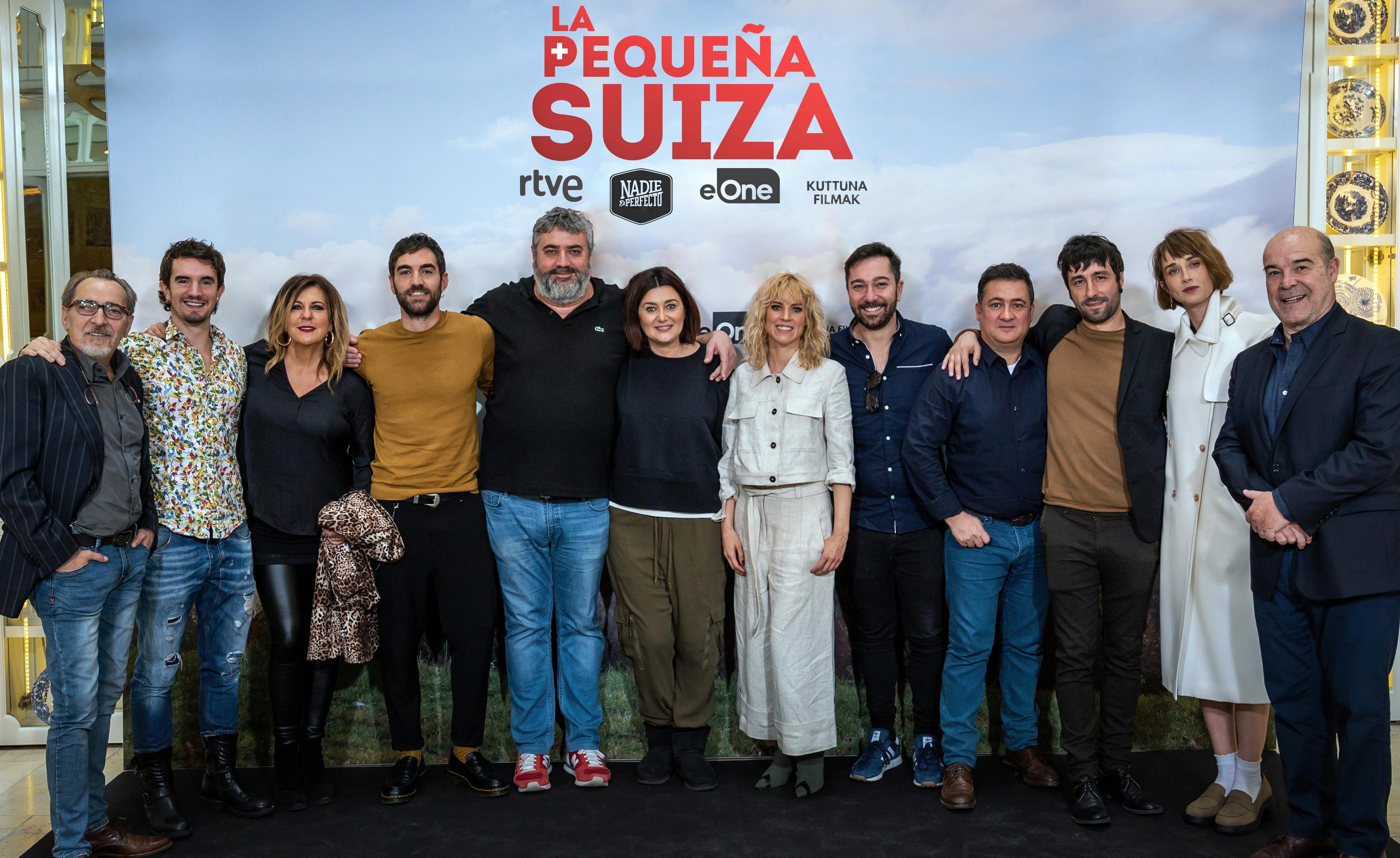 'La Pequeña Suiza' se estrenará el 26 de abril