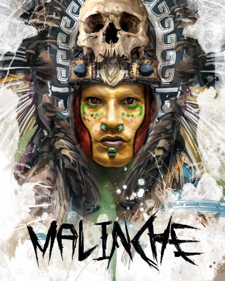 Malinche Nadie Es Perfecto producciones