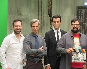 Entrevista a Kiko Martínez y Alberto Aranda sobre la producción de Orígenes Secretos.