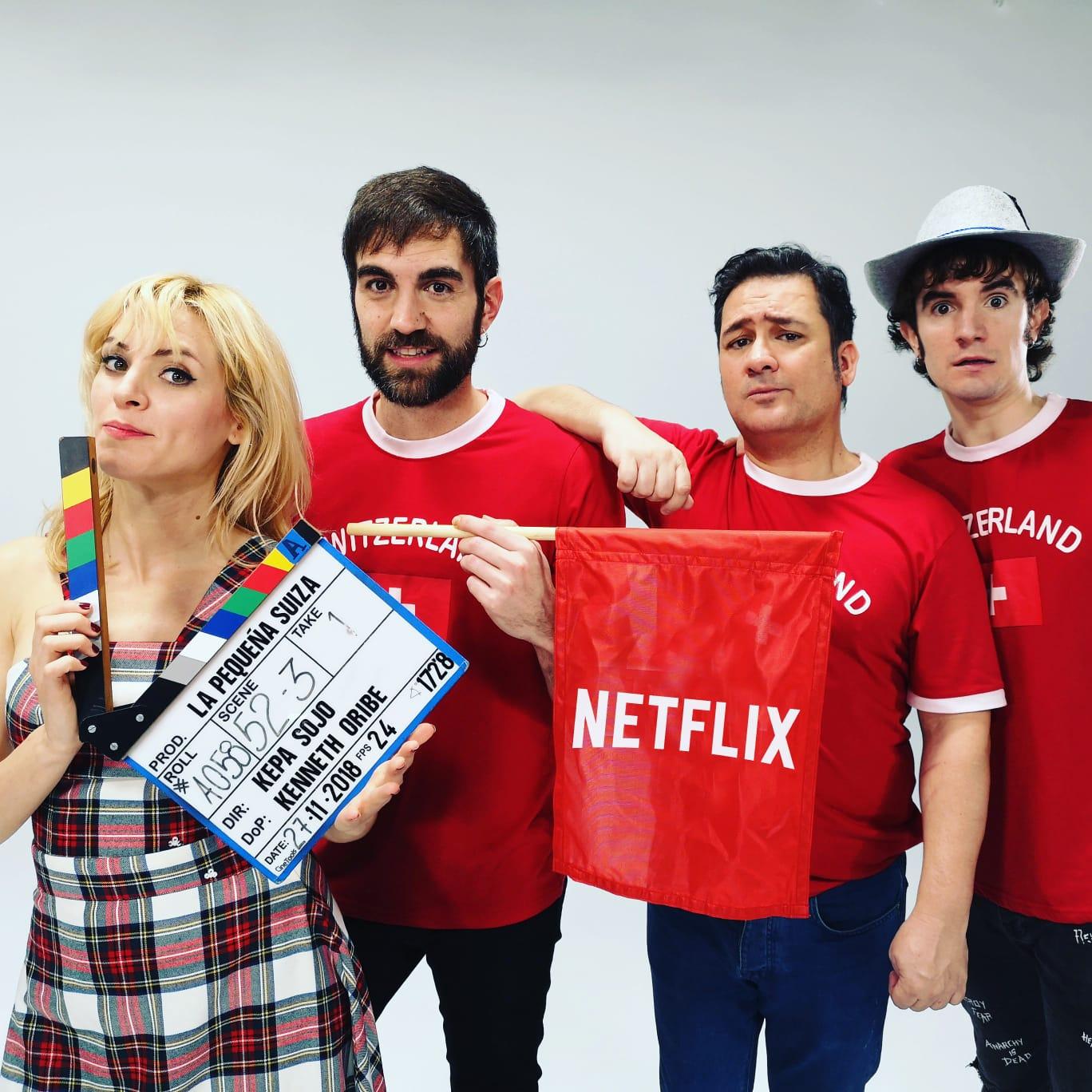 La Pequeña Suiza ya en Netflix