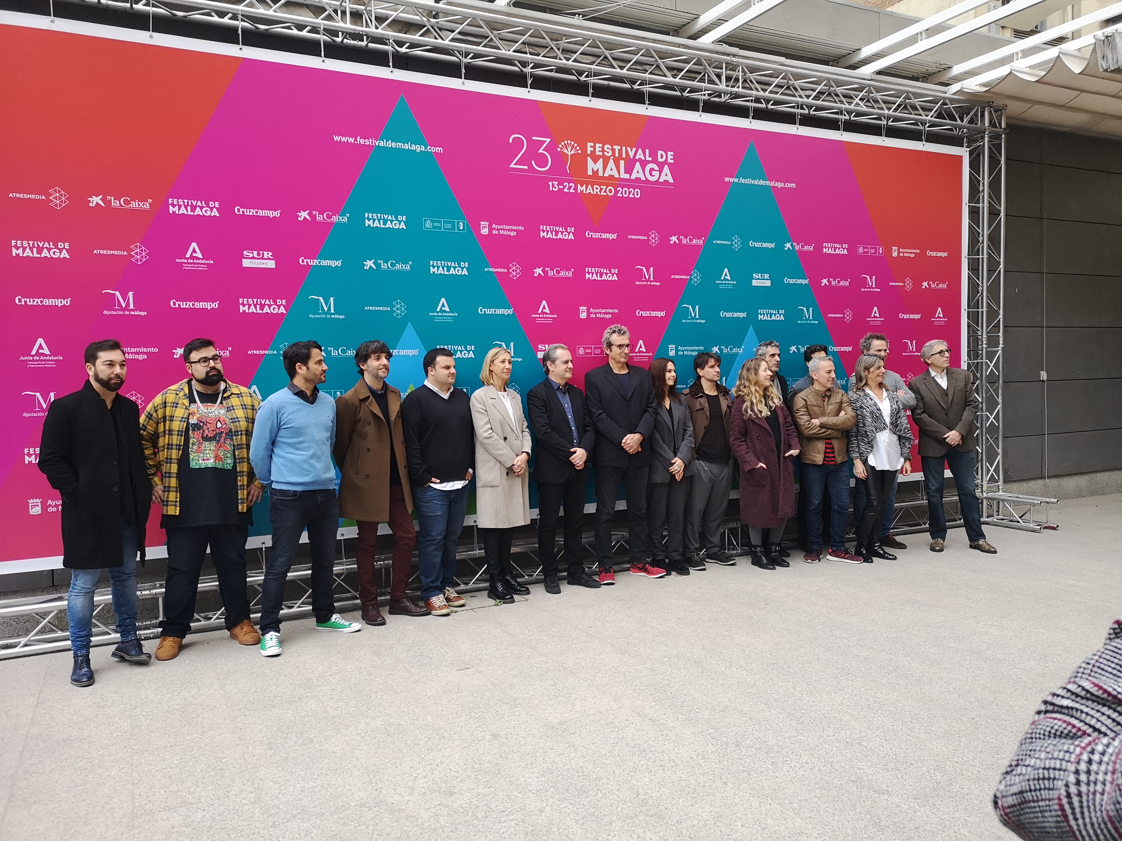 Presentación del Festival de Málaga en Madrid