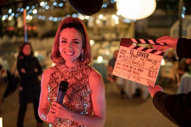 Finalizamos el rodaje de El cover, la primera película de Secun de la Rosa como director