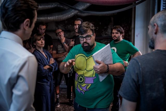 Orígenes secretos anécdotas de rodaje David Galán Galindo nadie es perfecto 4