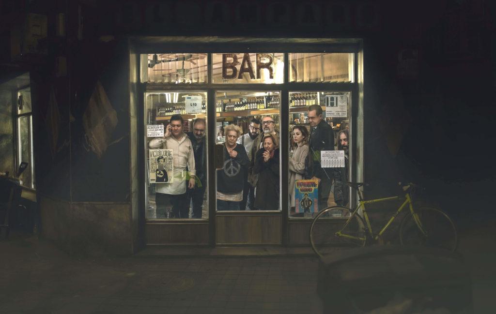 """Así se hizo: Making of de """"El bar"""", de Álex de la Iglesia"""
