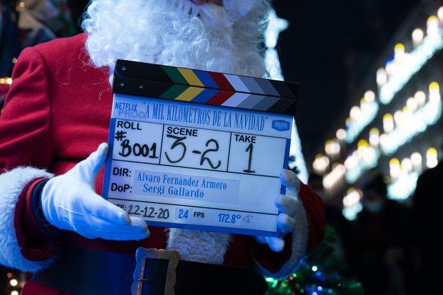 """Empezamos el rodaje de """"A mil kilómetros de la Navidad"""""""