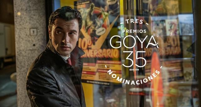 """""""Orígenes secretos"""", nominada en los Premios Goya"""