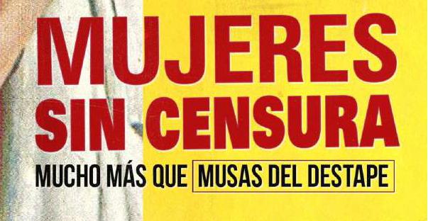 """""""Mujeres sin censura"""", nuestro nuevo documental"""