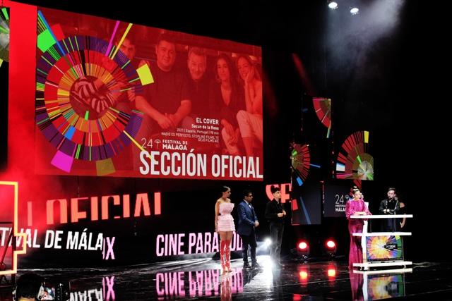 """Crónica de """"El cover"""" en el Festival de Málaga"""