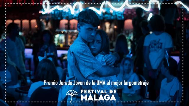"""""""El cover"""", Premio Jurado Joven de la UMA en el Festival de Málaga"""