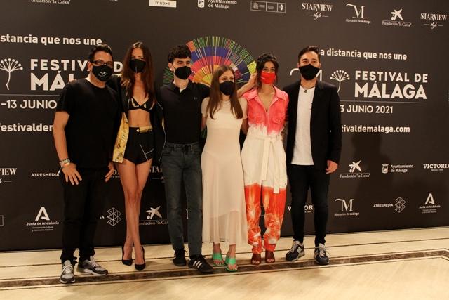 Festival de Málaga El cover