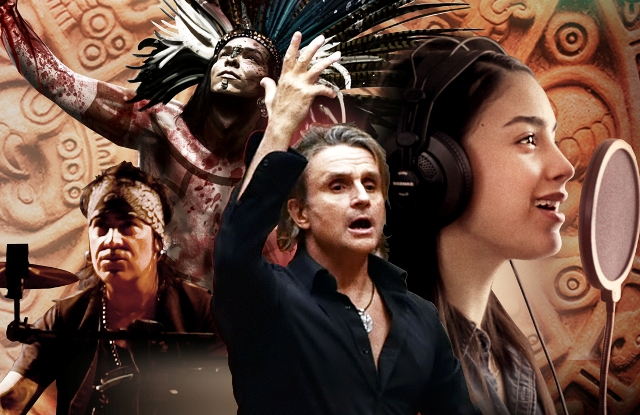 """""""La creación de Malinche"""": estreno en Netflix"""